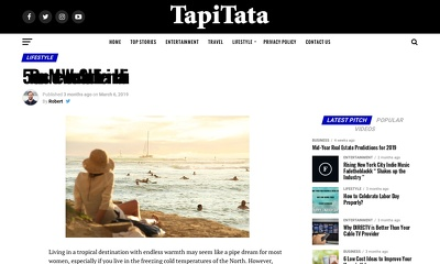 Write & Publish a DoFollow Guest Post on Tapitata.com DA 47