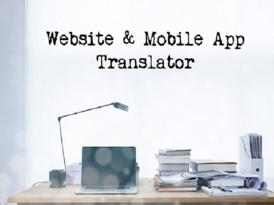 Translate your website or app (5000 words)