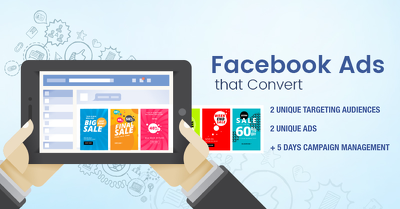 Set Up, Manage And Optimise Your Facebook Ad Campaign