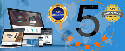 Build Excellent Fast Responsive SEO friendly WordPress Website