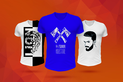 Create Amazing T Shirts Design With Your Idea