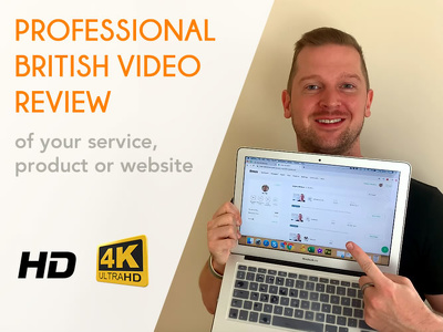 Create a video review of your product, service or business