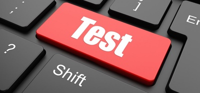 test your application and present full report