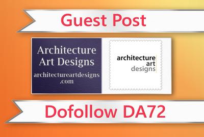 Guest post on Architecture - architectureartdesigns.com - DA72