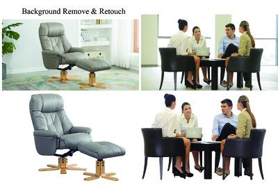 Remove background, Edit & Retouch 10 photos for E-commerce Shop