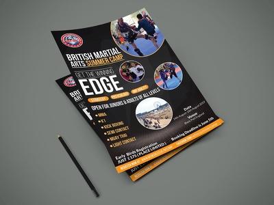 Design professional Flyer / Leaflet / Poster / Brochure