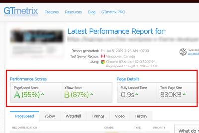 Magento Speed Optimization - GTmetrix - Fast Page loading