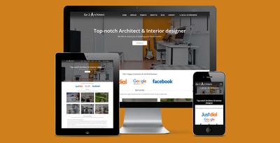 Develop & Design Fully featured Eye Catching WordPress site