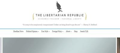 Publish a guest post on TheLibertarianRepublic.com DA55, PA62