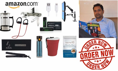 Design Impressive Amazon Product Listing Image ( For 5 Image )