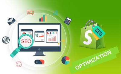 Do shopify SEO optimization of 5 product title and description