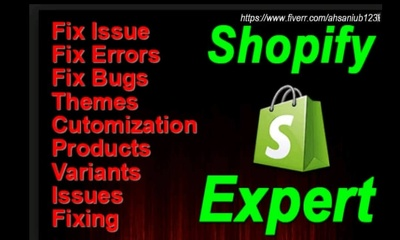Setup Perfect Shopify Store Shopify Website Ecommerce Store