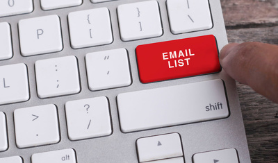 Provide 500 business Emails Addresses