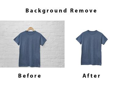 Remove Background 5 Images for Online Shop