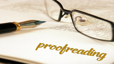 Proofread your Arabic or English text up to 1000 words