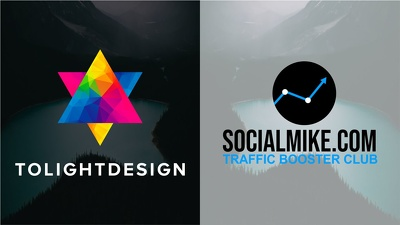 design creative Logo and favicon