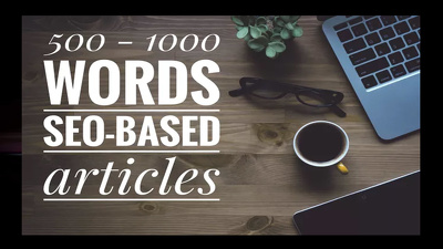 SEO writer & Translator (1k words)