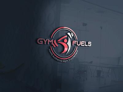 Design Sports, Gym, Yoga And Fitness Logo
