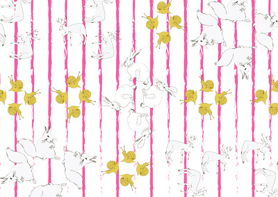 Create a beautiful vector pattern