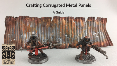 Write a 500 word tabletop wargaming blog post for your website
