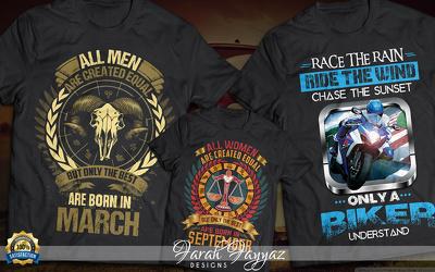 Design an Amazing T-shirt