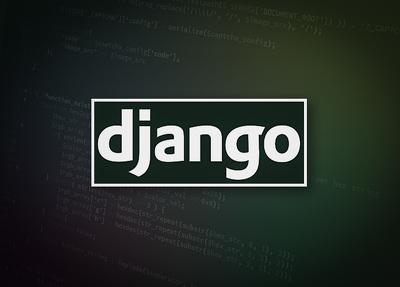 Develop web application in django