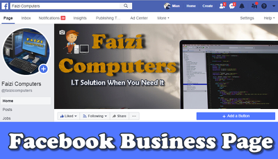 Create and optimize Facebook page in 2 days