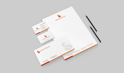 Design Creative Logo + Stationery Designs + Free Source file