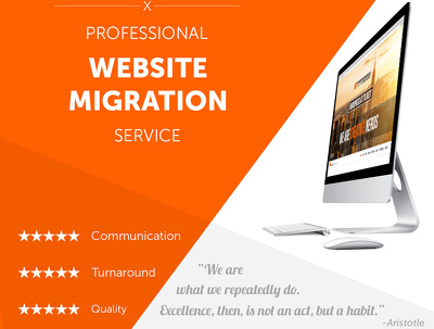 Migrate, Move Or Transfer Your Website