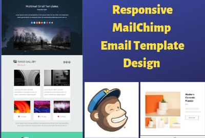 Create Mailchimp Campaign,Optin Form, Editable Email Template