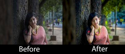 Do retouching and enhancement maximum 10 photos