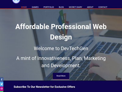 Design Responsive Landing Page Or Full WordPress Website