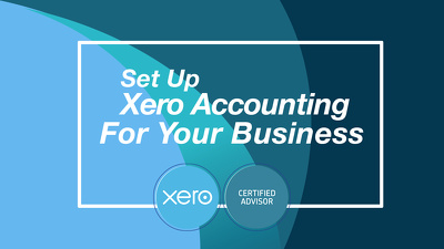 Set up Xero Accounting for your business