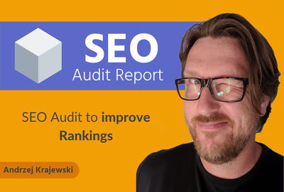 I Will Review Your Website And Provide A Report On SEO Audit