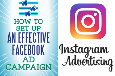 Create facebook ads campaign and instagram advertising (7Days)