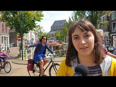 I'll ask Dutch people any question you want and film it for you.