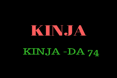 Write & Guest post on kinja DA91 PA62 with Dofollow backLinK