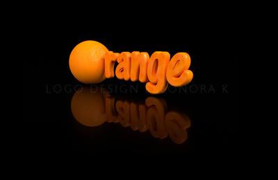 Creative 3D logo design
