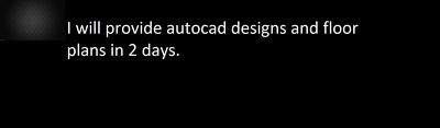 Provide floor plans for any type of building in autocad