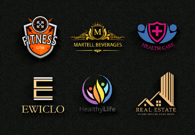 Create professional logo, business card, flyer and letter heads