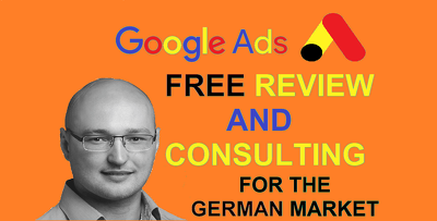 Review Your Google Ads Adwords Account For Free in German