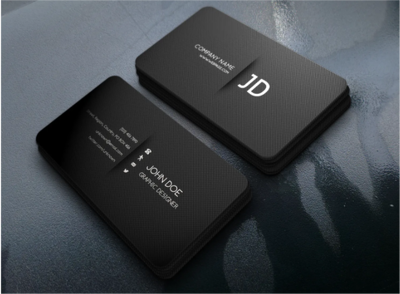 Create Modern Business Card Design Within 2 Hours