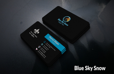 Design Modern and Creative business card