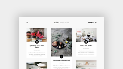 SquareSpace Website Build with Blog & Instagram Feed