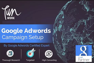 Setup And Manage Your Google Ads Adwords PPC Campaigns