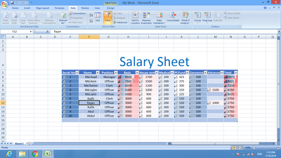 Complete your Data Entry Work For Your Personal And Company Need
