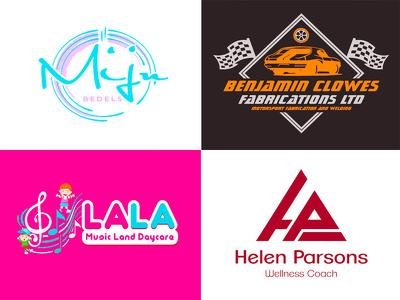 Design Professional Logo - 3 High Quality Concepts.