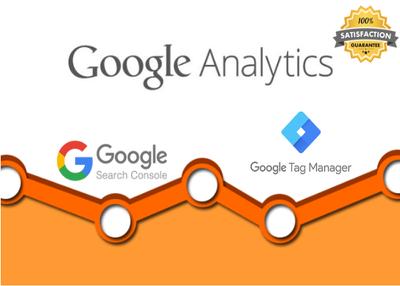 Install Google Search Console & Google Analytics on wordpress