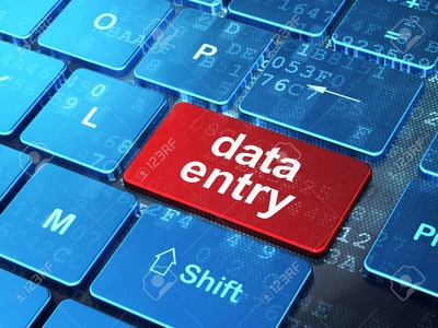 Do all types of data entry for 1hr