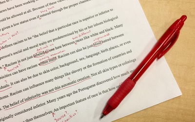 Proofread 1000 words, improving grammar, spelling & punctuation